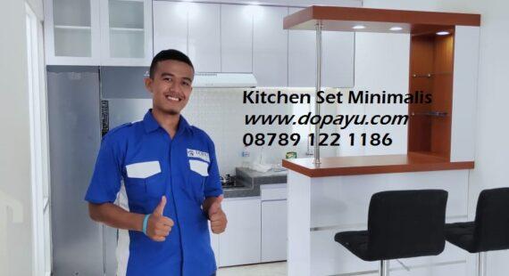 Kitchen Set Minimalis Murah Surabaya Sidoarjo Tuban | Admin 08789 122 1186