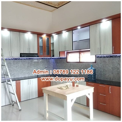 Jasa Interior Tuban, Desain Interior Kitchen Set di Tuban Bojonegoro, Dapur Minimalis Surabaya Sidoarjo