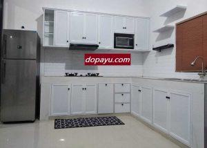 Kitchen Set Aluminium Sidoarjo ACP, Interior Surabaya