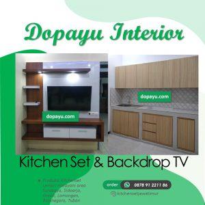 Desain Kitchen Set Minimalis Sidoarjo, Kitchen Set Sidoarjo 2021, Desain Dapur Minimalis Sidoarjo 2021