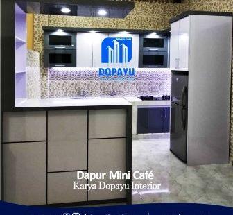 Jasa pembuatan Kitchen Set Sidoarjo Surabaya | WA 087891221186