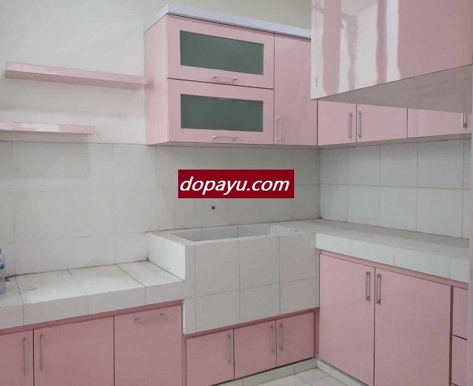 Kitchen Set Dapur Minimalis Murah di Sidoarjo Surabaya